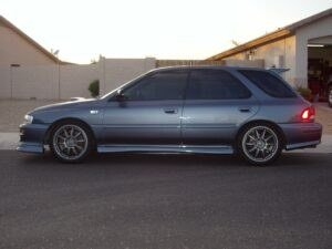 1999 Outback Sport